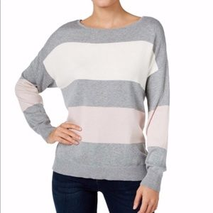 {Vince Camuto} Color Block Sweater
